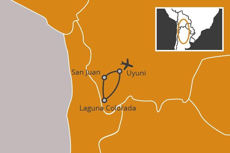 Bouwstenen – Salar de Uyuni