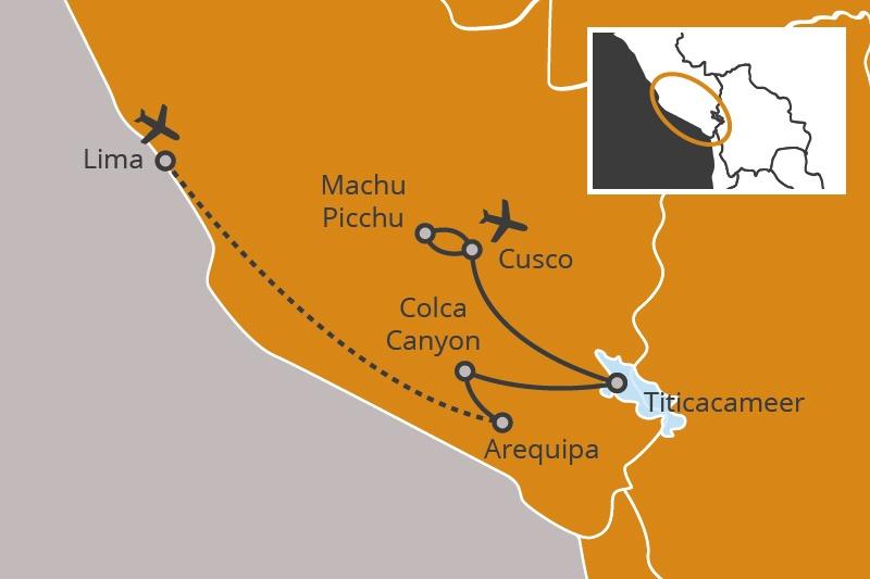 Rondreizen – Rondreis Klassiek Peru