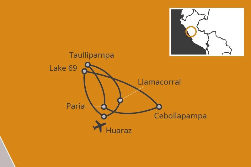 Trekkings – Santa Cruz Trekking