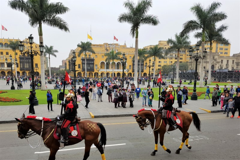 Excursies in Lima