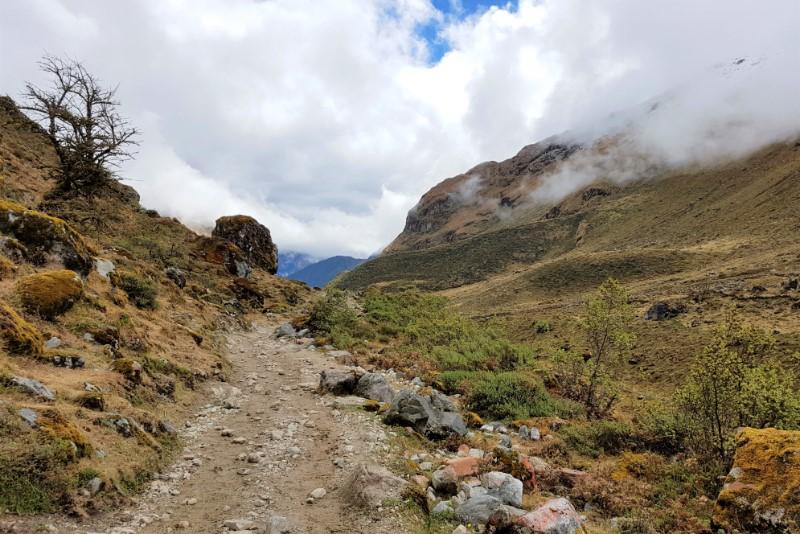 Trekkings – Choquequirao Trekking