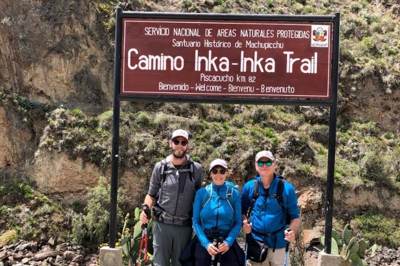 Trekkings – Klassieke Inca Trail
